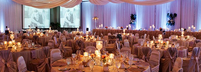 Winnipeg wedding ballroom
