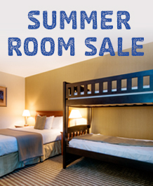 Summer Guest Room Savings