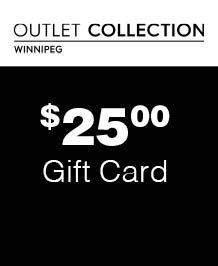 Outlet Collection Mall Winnipeg Gift Card