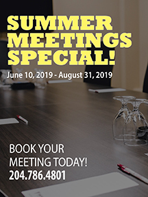 Summer Meeting Special!